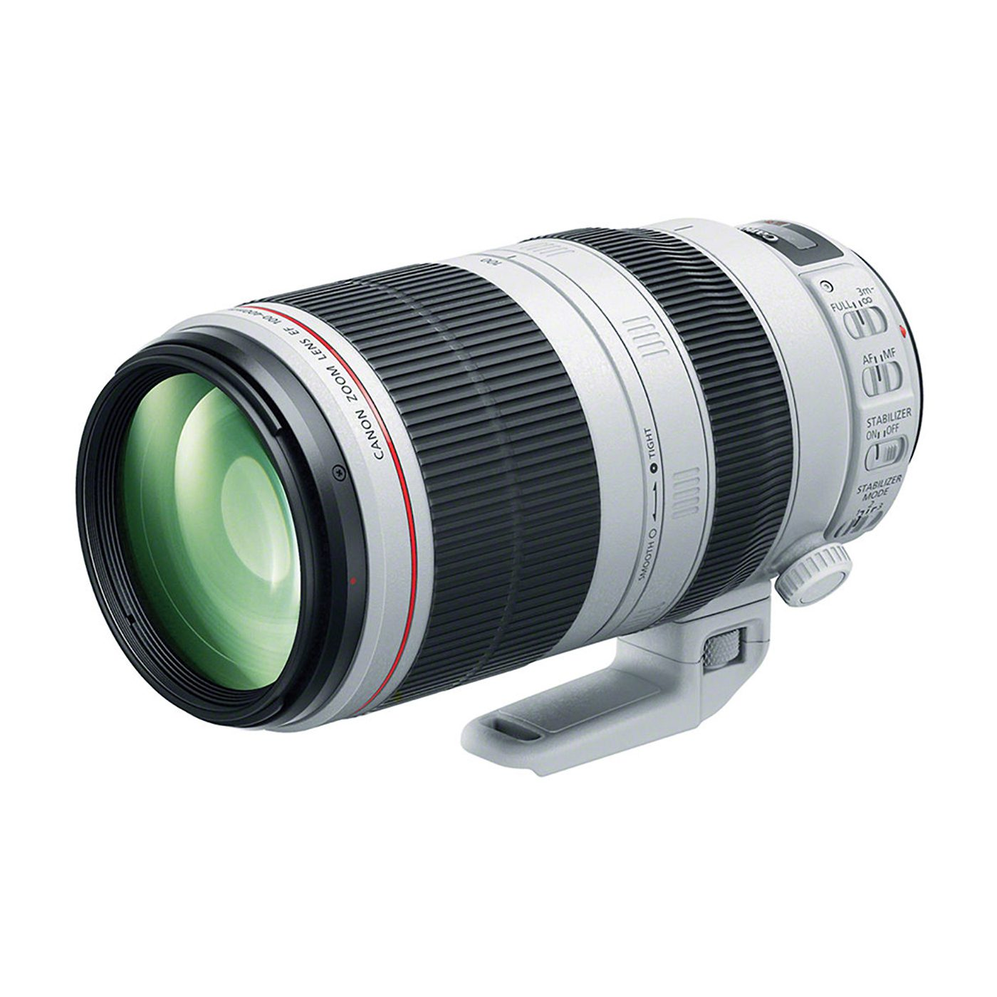 CANON EF 100 - 400MM MK2 IS
