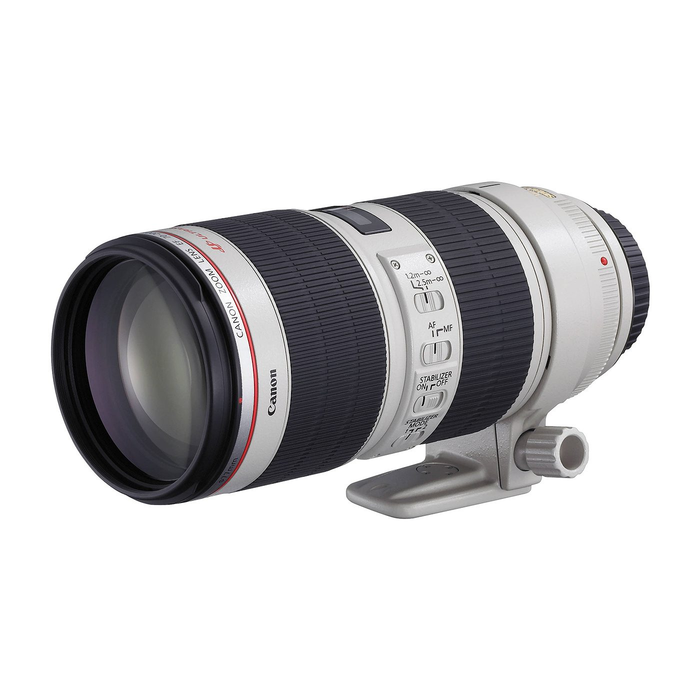 CANON EF 70 - 200MM F2.8L IS MK2