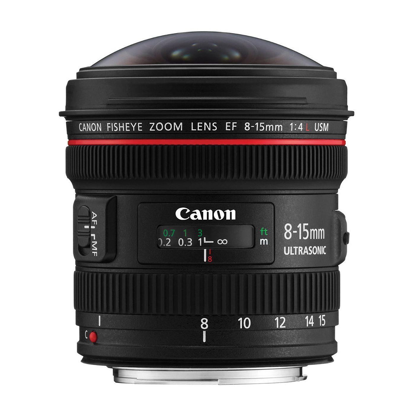 CANON EF 8-15MM F4L USM