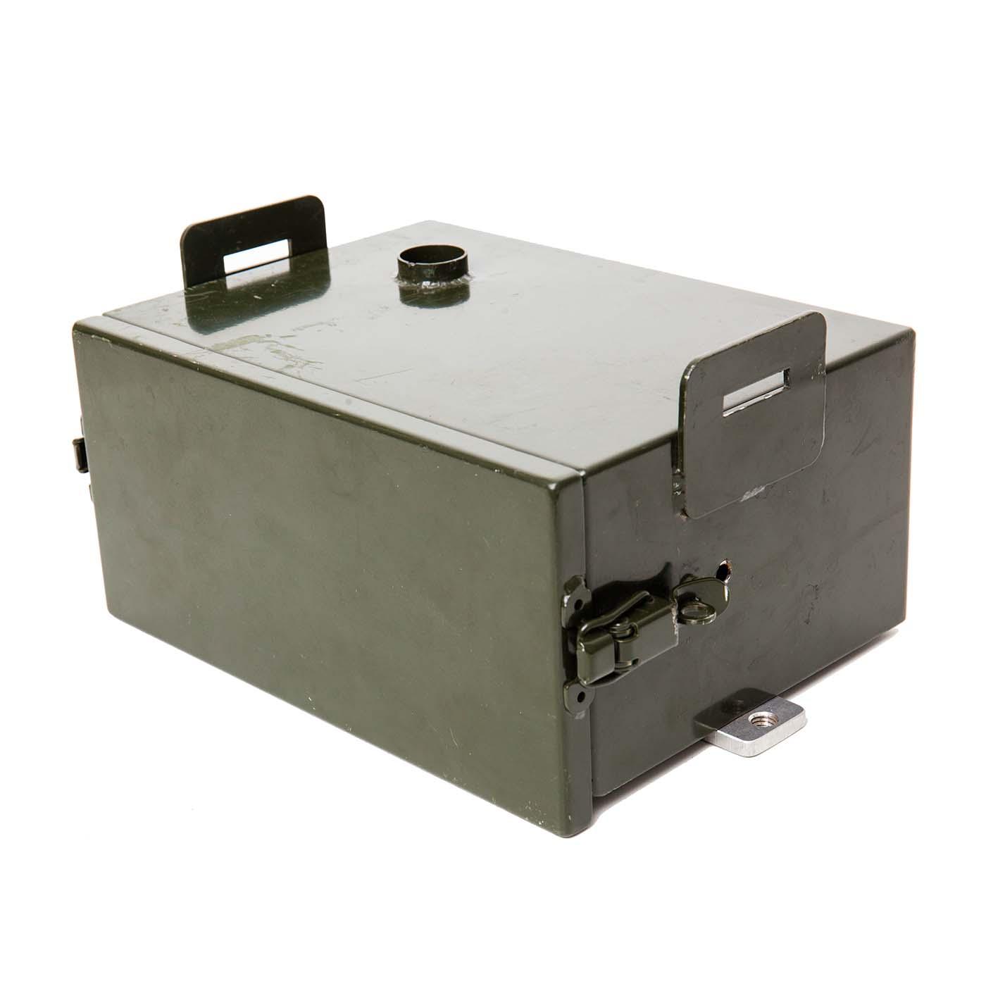 STEEL BATTERY BOX