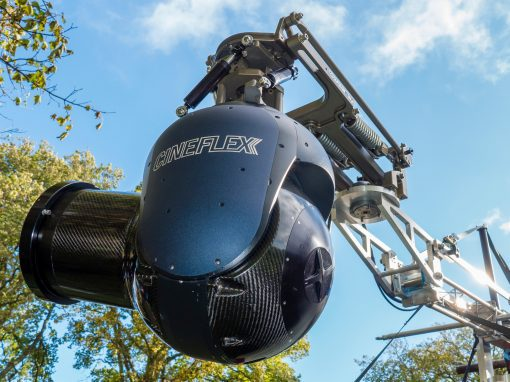 Cineflex Ultra Jib – BBC NHU – Blue Planet II TX 2017