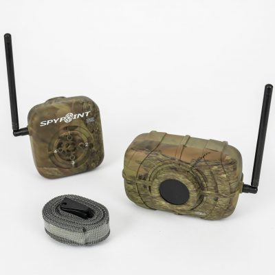 WIRELESS SPYPOINT MOTION DETECTOR SET